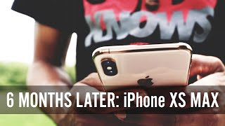 6 Months Later iPhone XS Max Review I didn't EXPECT THIS