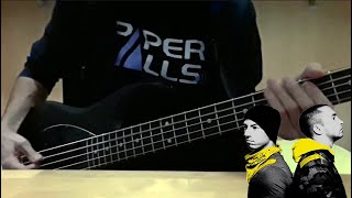 twenty one pilots: My Blood [Bass cover] (EHX Bass Big Muff Deluxe)