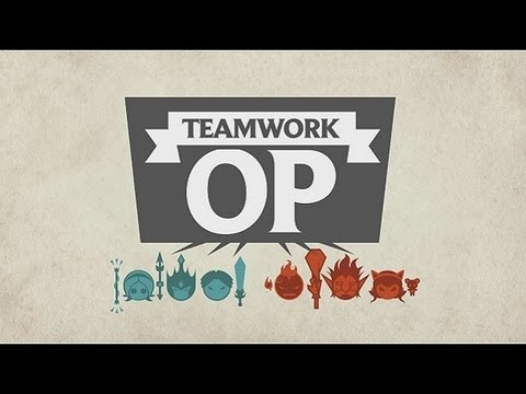 does teamwork win more games lol