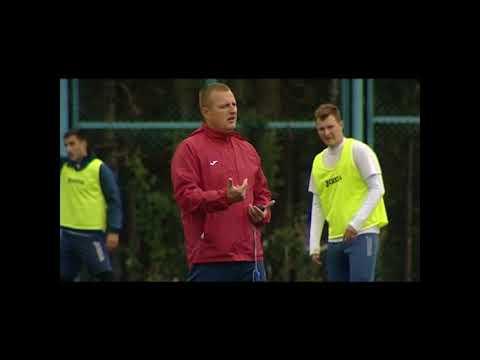 Время футбола: футболисты «Ислочи» – короли тренировок