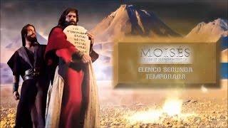 SEGUNDA TEMPORADA DE MOISES Y LOS 10 MANDAMIENTOS