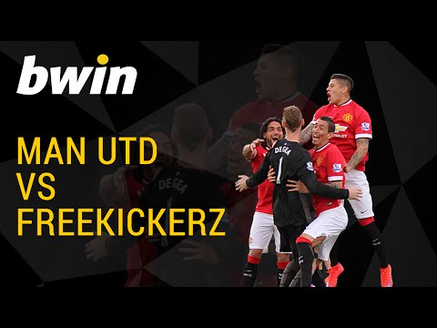 Man Utd vs freekickerz