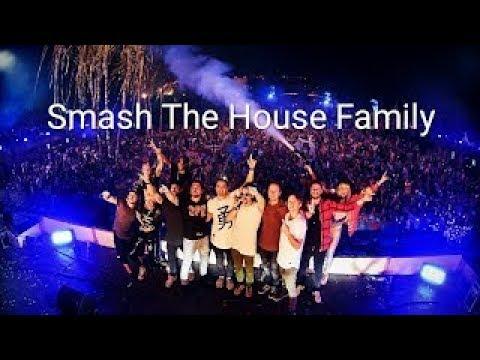 Tomorrowland Belgium 2017 - Smash The House Family