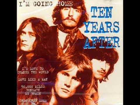 Ten Years After - 50000 Miles Beneath My Brain
