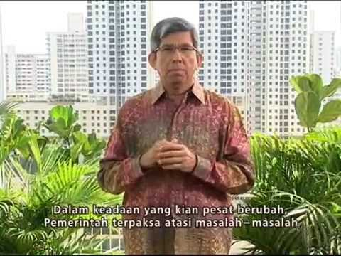National Day Message 2011 (malay) video