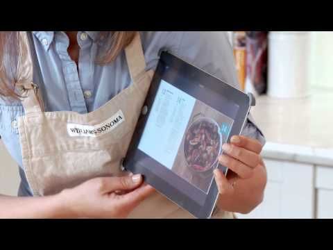 Williams-Sonoma iPad® Screen Shield