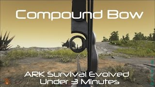 Cookie junkie viyoutube compound bow ark survival evolved malvernweather Image collections