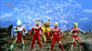 Ultraman VS Grand King 1984-2016