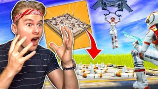 MIJN BEST GEPLAATSTE TRAP OOIT!! - Fortnite Battle Royale ft. Qucee (Nederlands)