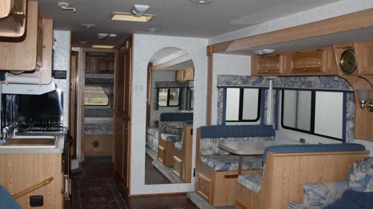 Used 1999 Georgie Boy Pursuit Class A Gas Motorhome For Sale