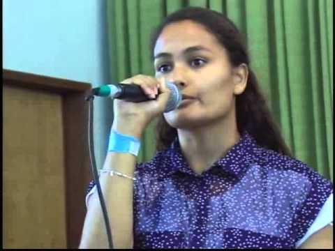 Eu Creio na Palavra – Luana – 10º Encontro Regional de Jovens PR-SC-RS