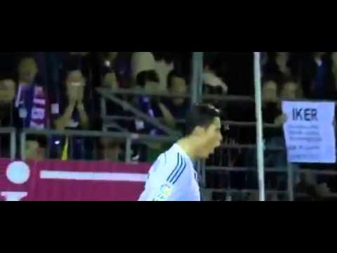 Ancelotti does the Ronaldo