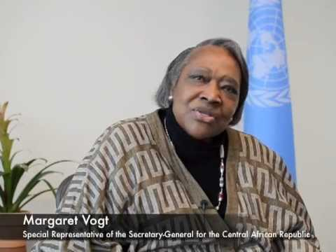 UN envoy Vogt on the situation in the Central African Republic