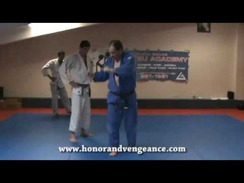 Learn Brazilian Jiu-Jitsu Techniques - Reaping Hip Throw Image 1