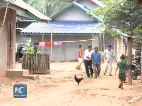 China investments make changes in Laos