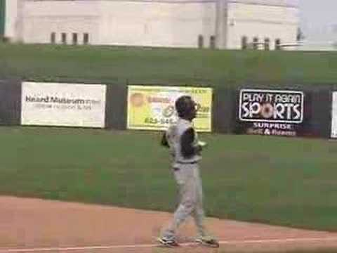Andrew McCutchen of the Pittsburgh Pirates Video