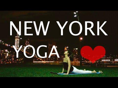 無料テレビでNew York Style YOGAを視聴する