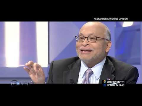 Opinion - Alexander Arvizu ne Opinion! (22 maj 2013)
