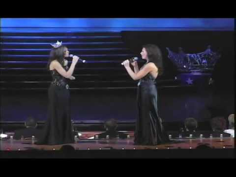 """Julia Marie Bachison performs """"When You Believe"""""""