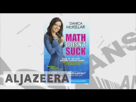 Riz Khan- Danica McKellar Math- 28 August 07