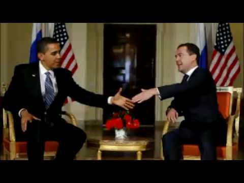 Obama Vine în Vizită La Medvedev video