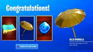 The NEW FREE REWARDS NOW in Fortnite..