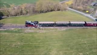 Hessencourier 01.05.2016, Luftaufnahme Mit Dji F550 Hexakopter (Drohne)