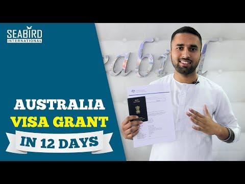 Australia Study Visa   4 Times Canada Refused   Visa Grant in 12 Days