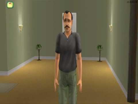 Świat Według Kiepskich --- PORTIER --- The Sims 2