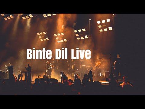 Binte Dil Live|Padmavat|Arijit Singh|A.S