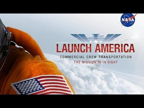 NASA prepara primeira nave espacial privada