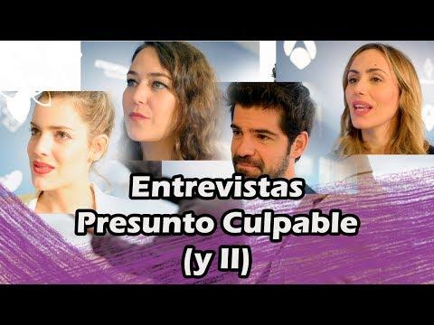 Entrevistas Presunto Culpable: Irene Montalá, Miguel Ángel Muñoz, Teresa Hurtado, Alejandra Onieva