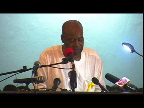 LIBERIA CELEBRATES END OF EBOLA PART 1