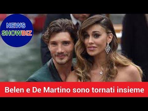 Belen Rodriguez e Stefano De Martino sono tornati insieme: ecco come sono stati beccati