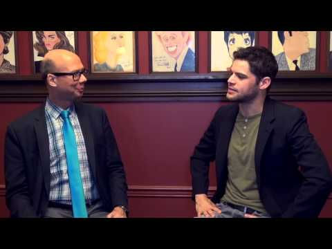 Richard Ridge interviews Jeremy Jordan