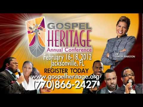 Gospel Heritage Praise and Worship Conference 2012 - Register Today!
