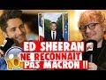 ED SHEERAN PENSE QU'EMMANUEL MACRON EST UN ...