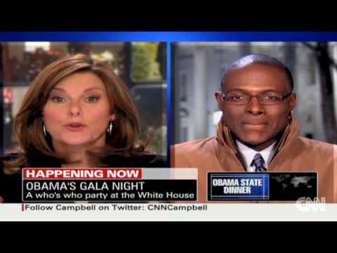 President Obama Host State Dinner with PM Manmohan Singh CNN