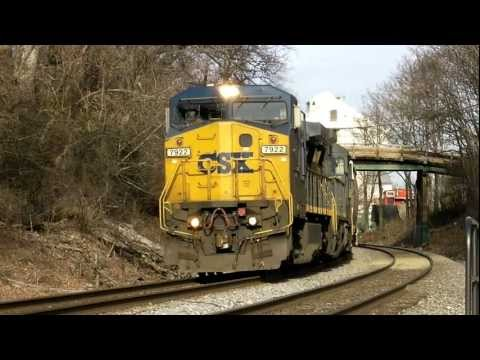 Former Conrail Quality Engine w/ Awesome Leslie RS3L