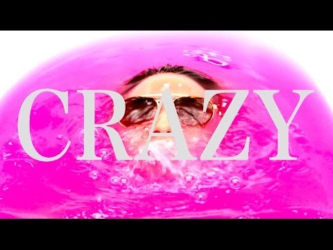 """""""CRAZY"""" - I Don't Like Mondays.(Official Music Video)"""