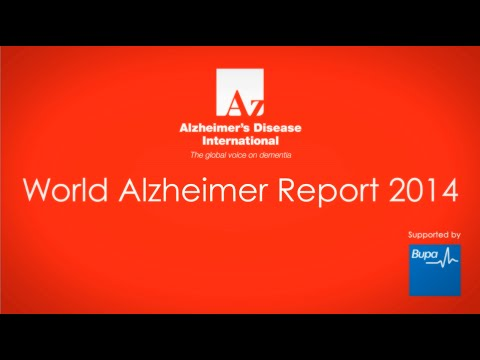 World Alzheimer Report 2014: Dementia and Risk Reduction - launch highlights