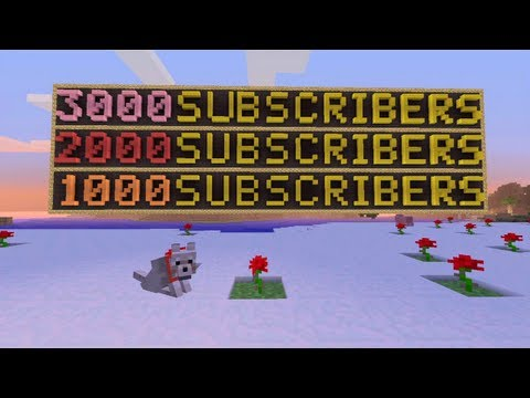 3000 Subscribers Video Special!