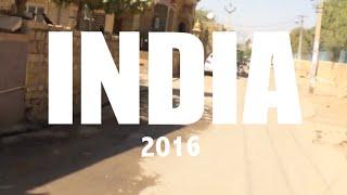INDIA TRAVEL - 2016