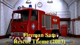 Fireman Sam: Rescue Theme (2003 Series)