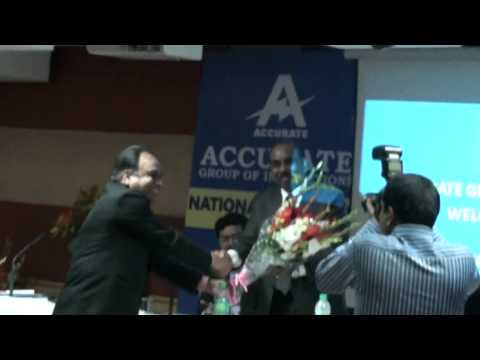 National HR-Seminar at Accurate Institute of Technology, pgdm colleges in greater noida