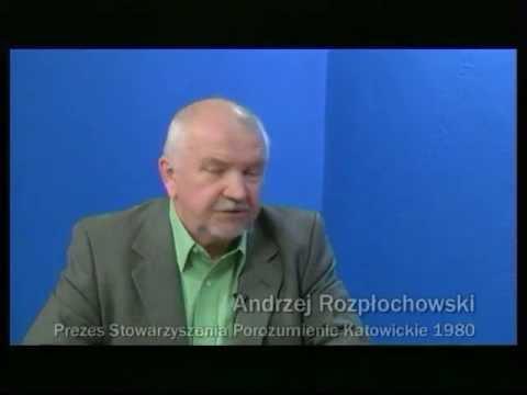 Andrzej Rozpłochowski - Gość Dnia