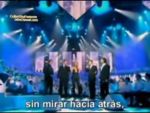 Celine dion il divo en 500 choristes i believe in you traducida youtube - Celine dion feat il divo ...
