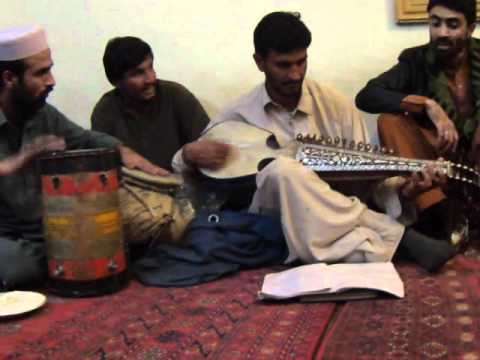 Sadda Lower Kurram  (rabab hujra Mehfil) organised by Hayat...