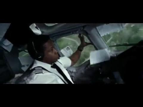 FLIGHT 'the Movie' CRASH_SCENE ~ WOAH ! ♦ DENZEL's Wild Ride !