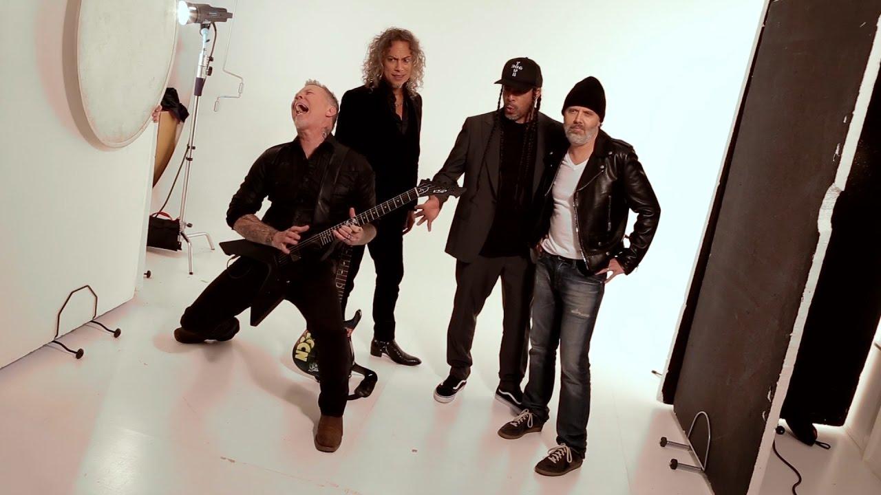 Metallica: European Promo Tour Recap